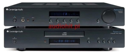 Cambridge Audio Topaz AM10 + CD10